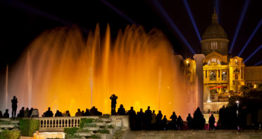 The Magic Fountain of Montjuïc – one of the most popular shows in Europe