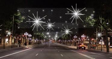 Menú especial The Shopping Night Barcelona 2016